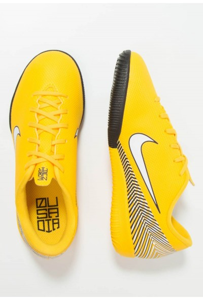 Black Friday 2019 - Nike MERCURIAL VAPORX 12 ACADEMY NJR IC - Chaussures de foot en salle amarillo/white/black