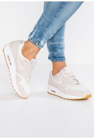 Nike AIR MAX 1 - Baskets basses desert sand/phantom/light brown