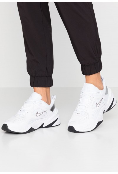 Black Friday 2019 - Nike M2K TEKNO - Baskets basses white/cool grey/black
