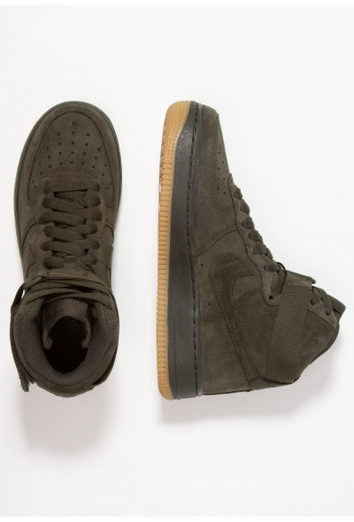 Nike AIR FORCE 1 LV8 - Baskets montantes sequoia/light brown