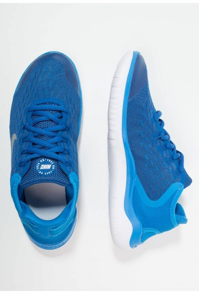 Nike FREE RN 2018 - Chaussures de course neutres team royal/white/photo blue