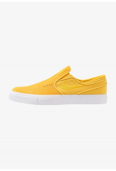 Nike ZOOM STEFAN JANOSKI - Mocassins yellow ochre/white