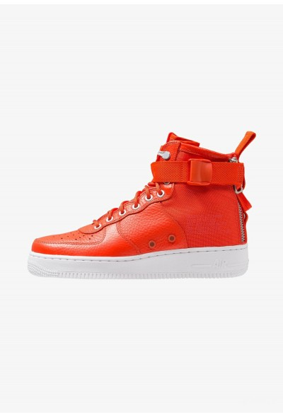 Nike SF AF1 MID - Baskets montantes team orange