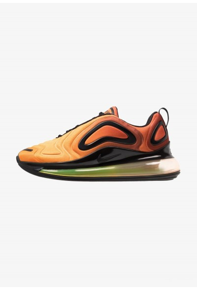 Nike AIR MAX 720 - Baskets basses team orange/university gold/black