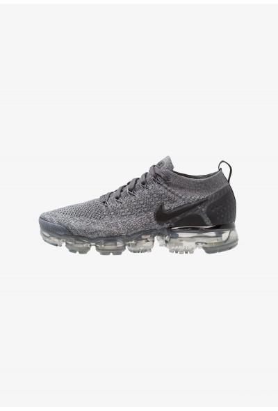Nike AIR VAPORMAX FLYKNIT - Chaussures de running neutres dark grey/black/wolf grey/black