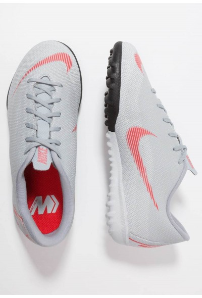 Nike MERCURIAL VAPORX  - Chaussures de foot multicrampons wolf grey/light crimson/pure platinum/metallic silver