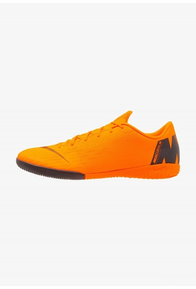 Nike MERCURIAL VAPORX 12 ACADEMY IC - Chaussures de foot en salle total orange/white/volt