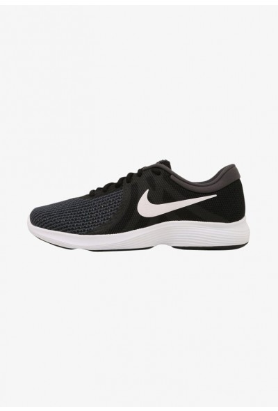 Nike REVOLUTION 4 EU - Chaussures de running neutres black/white/antracite