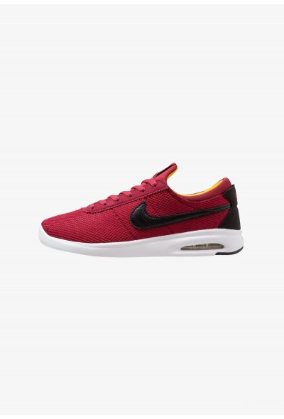 Nike AIR MAX BRUIN VPR TXT - Baskets basses red crush/black/white/yellow ochre