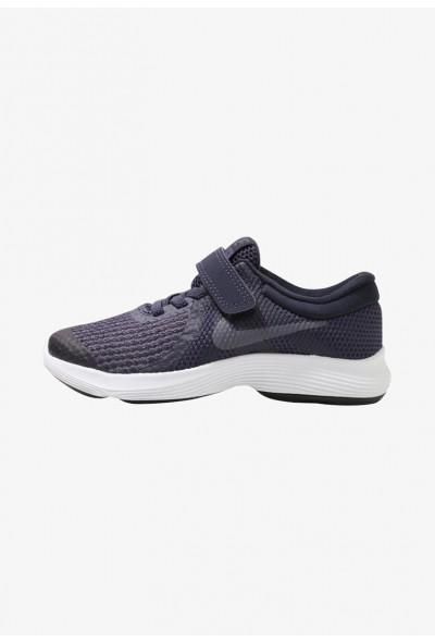 Black Friday 2019 - Nike REVOLUTION 4 - Chaussures de running neutres neutral indigo/light carbon/obsidian/black/white