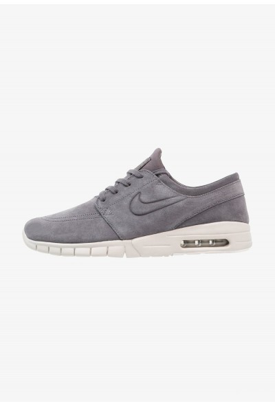Nike STEFAN JANOSKI MAX - Baskets basses dark grey/light bone/summit white/anthracite