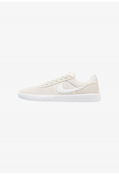Nike TEAM CLASSIC - Baskets basses light bone/white/ridgerock