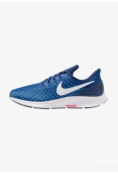 Nike AIR ZOOM PEGASUS 35 - Chaussures de running neutres indigo force/white/photo blue/blue void/red orbit