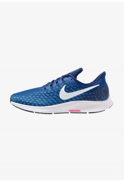 Nike AIR ZOOM PEGASUS 35 - Chaussures de running neutres indigo force/white/photo blue/blue void/red orbit