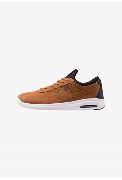 Nike BRUIN MAX VAPOR - Baskets basses light british tan/black/monarch/white