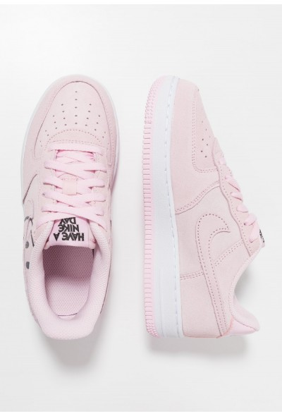 Nike FORCE 1 LV8 2 - Baskets basses pink foam/black/white
