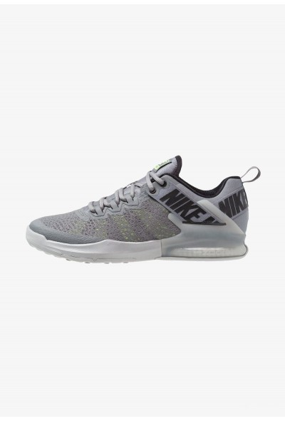 Black Friday 2019 - Nike ZOOM DOMINATION TR 2 - Chaussures d'entraînement et de fitness cool grey/black/wolf grey/volt