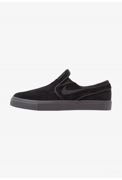 Nike ZOOM STEFAN JANOSKI - Mocassins black/thunder grey