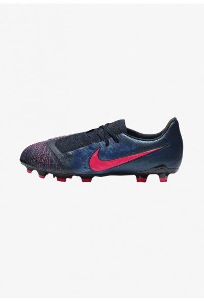Nike PHANTOM ELITE FG - Chaussures de foot à crampons dark blue/black/white