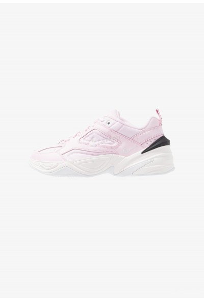 Nike M2K TEKNO - Baskets basses pink foam/black/phantom/white