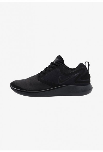 Nike LUNARSOLO - Chaussures de running neutres black/anthracite