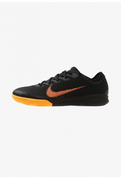 Nike MERCURIAL VAPORX 12 PRO IC - Chaussures de foot en salle black/total orange/white