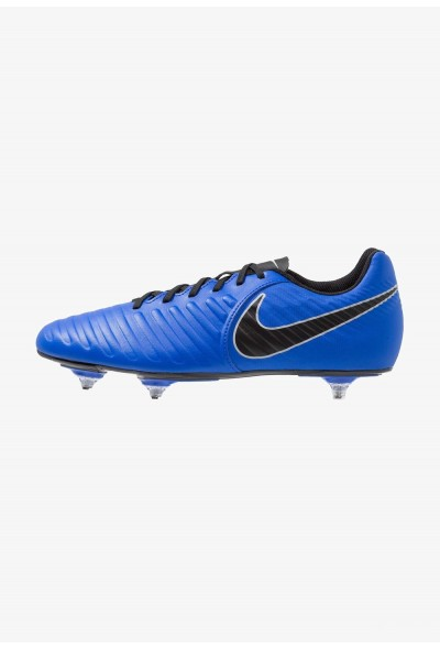 Nike TIEMPO LEGEND 7 CLUB SG - Chaussures de foot à lamelles racer blue/black/wolf grey