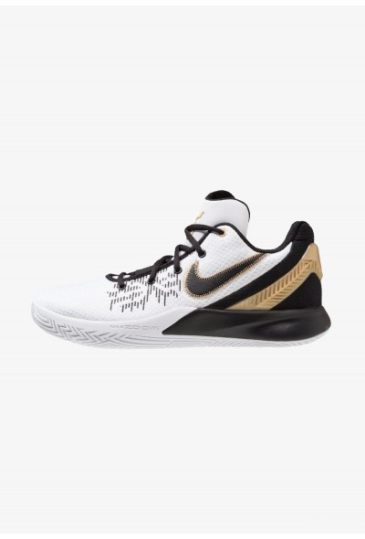 Nike KYRIE FLYTRAP II - Chaussures de basket white/metallic gold/black