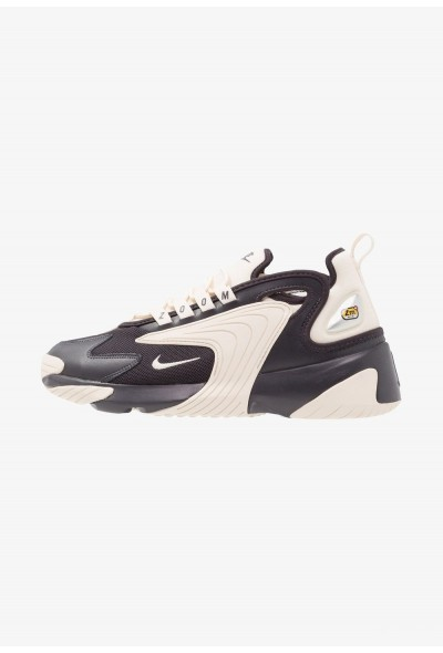 Nike ZOOM 2K - Baskets basses oil grey/light cream