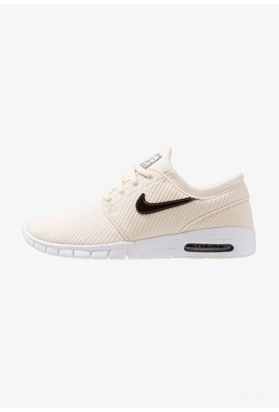 Nike STEFAN JANOSKI MAX - Baskets basses light cream/brown/white