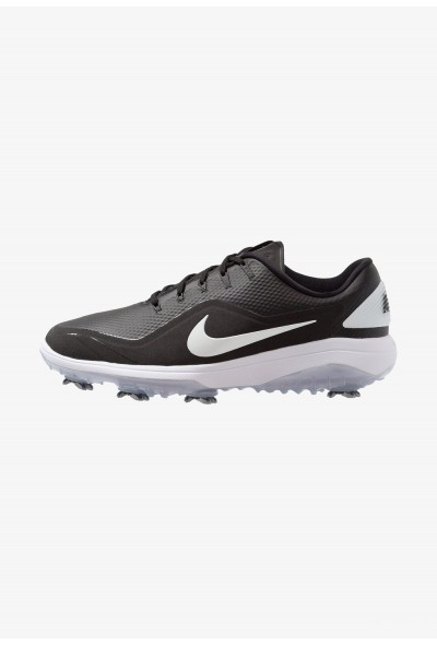 Nike REACT VAPOR  - Chaussures de golf black/metallic white