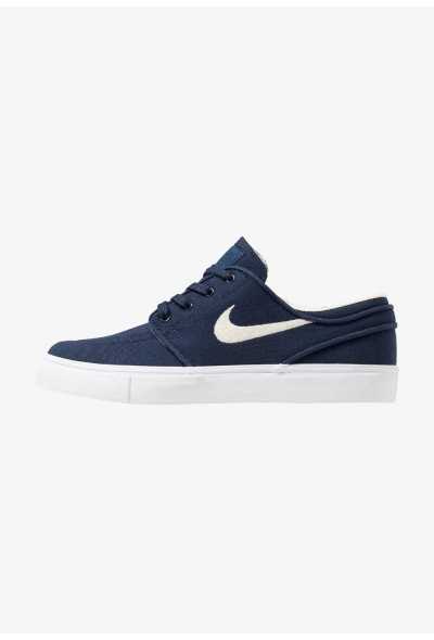 Nike ZOOM STEFAN JANOSKI - Baskets basses obsidian/light cream/white