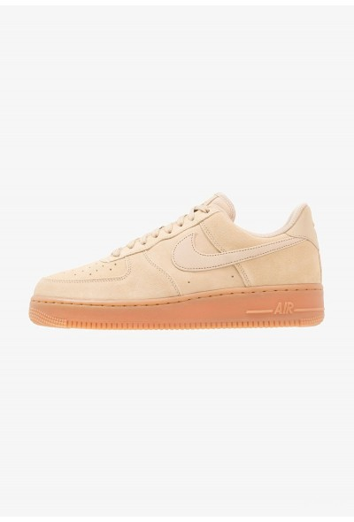 Nike AIR FORCE 1 07 LV8 SUEDE - Baskets basses mushroom/medium brown/ivory