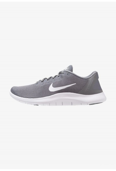 Nike FLEX 2018 RUN - Chaussures de course neutres cool grey/white