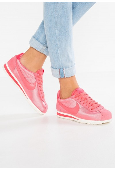 Nike CLASSIC CORTEZ - Baskets basses sea coral/tropical pink/sail