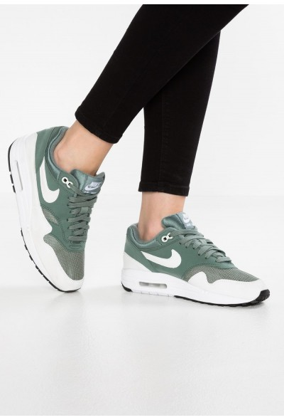 Nike AIR MAX 1 - Baskets basses clay green/white