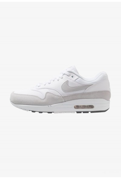 Nike AIR MAX 1 - Baskets basses white/pure platinum/cool grey