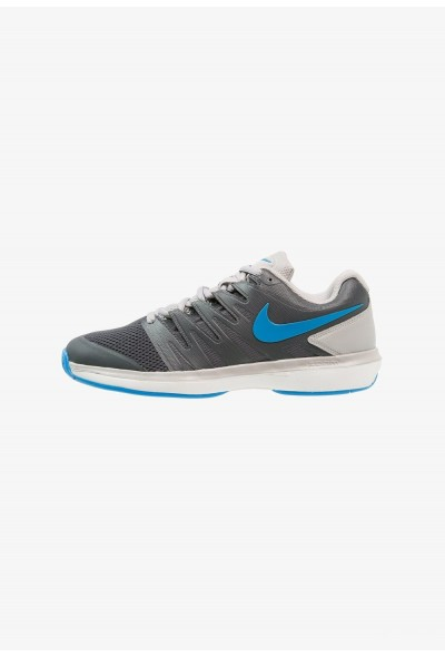 Nike AIR ZOOM PRESTIGE HC - Baskets tout terrain gridiron/photo blue/atmosphere grey/platinum tint