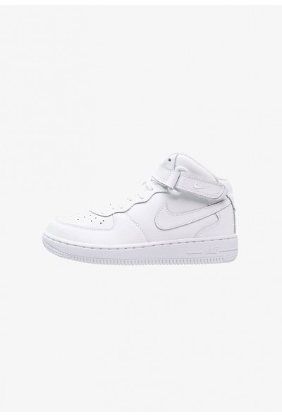 Nike AIR FORCE 1 MID - Baskets montantes white
