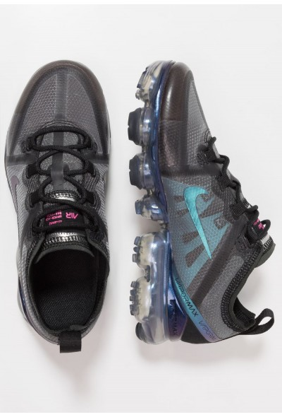 Black Friday 2019 - Nike AIR VAPORMAX 2019 - Chaussures de running neutres black/laser fuchsia/anthracite