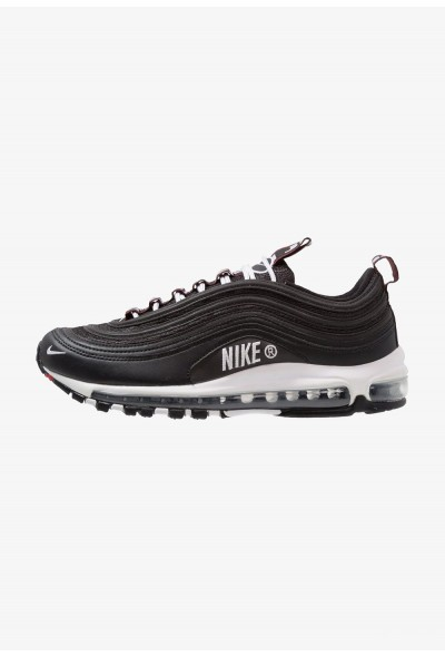 Nike AIR MAX 97 PREMIUM - Baskets basses black/white/varsity red