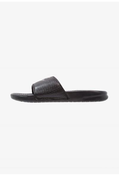 Nike BENASSI JDI - Sandales de bain schwarz