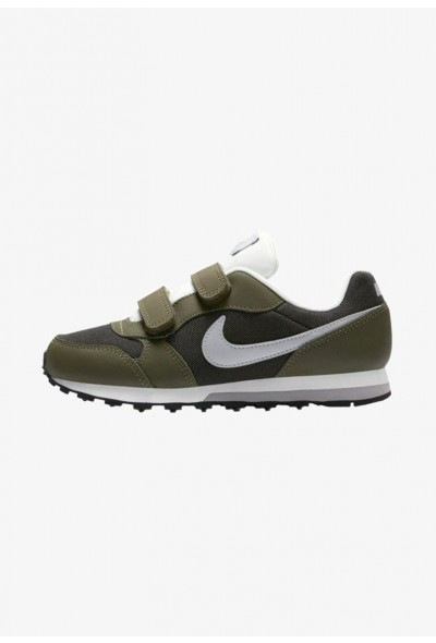 Nike MD RUNNER 2 - Baskets basses sequoia/olive canvas/sail/wolf grey