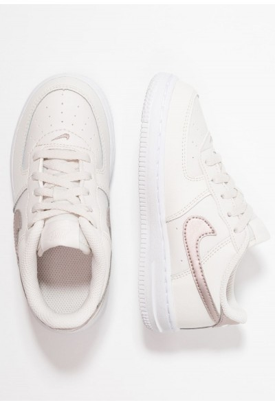 Nike NIKE FORCE 1 (TD) - Baskets basses phantom/white/metallic red bronze
