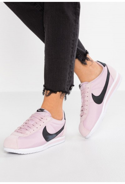 Black Friday 2019 - Nike CLASSIC CORTEZ - Baskets basses plum chalk/black/white