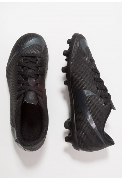 Nike MERCURIAL VAPOR 12 CLUB MG - Chaussures de foot à crampons black/anthracite