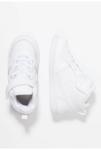 Nike COURT BOROUGH MID (TDV) - Baskets montantes white
