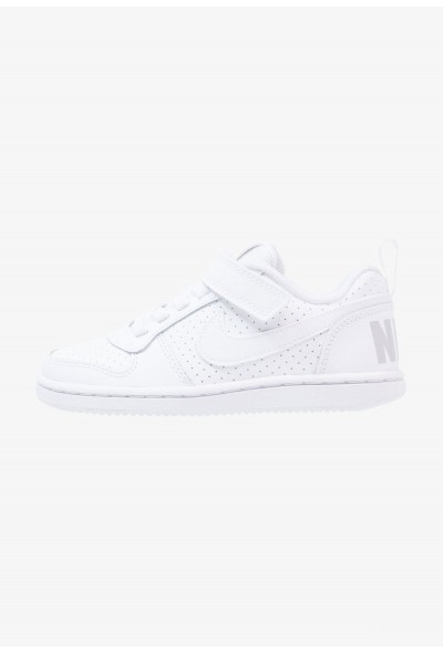 Nike COURT BOROUGH - Baskets basses white