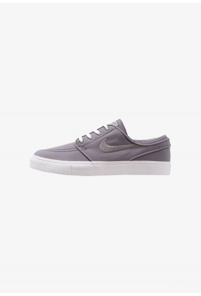 Nike ZOOM STEFAN JANOSKI - Baskets basses gunsmoke/white