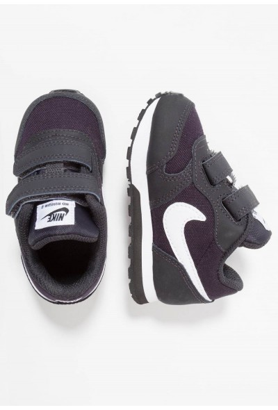 Nike MD RUNNER 2  - Chaussures premiers pas oil grey/white/black